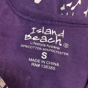 Island Beach Swim - Island beach ladies fashion dress beach apparel